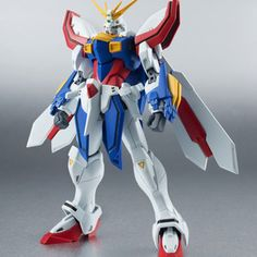 God Gundam - (Buring Gundam)