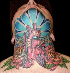 The 16 best Anatomical Tattoo images on Pinterest | Anatomical ...