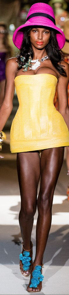 LOOKandLOVEwithLOLO: MILAN FASHION WEEK......Dsquared² Spring 2014 Ready-To-Wear