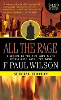 All the Rage (Repairman Jack #4) - by F. Paul Wilson