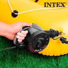 Intex Electric Air Pump Camping Outdoor