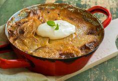 21 mennyeire turbózott rakott krumpli | NOSALTY My Recipes, Cookie Recipes, Jamie Oliver, French Toast, Curry, Pork, Food And Drink, Mint, Cookies