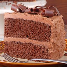 Rich chocolate cake fresh from the oven, what's not to love? Gluten-Free Heaven Chocolate Cake Mix is moist, soft, fluffy, and maybe a little sinful. Perfect for a birthday cake, sweetheart cake, or e