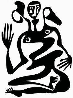 'Fluidalismo Indígena' by Rony.