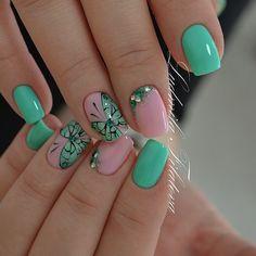 Рисунки на ногтях | Top Nails - Part 2