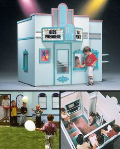 All of these are AMAZING. This website is great and the playhouses are just WONDERFUL.