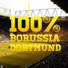 100% Borussia Dortmund                                                                                                                                                      Mehr