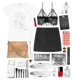 """Unconditional love"" by sophiehackett ❤ liked on Polyvore featuring Marc Jacobs, Topshop, Burberry, Anine Bing, Sarah Baily, Christian Dior, Lord & Berry, Casetify, Boohoo and Chanel"