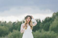 Brautmode Hochzeitskleid Boho Vintage #braut2016 #hochzeit2016