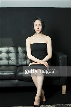 Actress Eri Fukatsu is photographed for Self Assignment on May, 17, 2015 in Cannes, France.