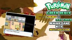 http://www.pokemoner.com/2017/10/pokemon-green-remix.html Pokemon Green Remix  Name: Pokemon Green Remix [Pc Game] Create by: Zeak6464 Description:  The player begins in their hometown of Pallet Town. After venturing alone into the tall grass the player is stopped by Professor Oak a famous Pokémon researcher. Professor Oak explains to the player that wild Pokémon may be living there and encountering them alone can be very dangerous. He takes the player to his laboratory where the player…
