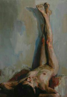 Kai Fine Art is an art website, shows painting and illustration works all over the world. Figure Painting, Painting & Drawing, Arte Horror, Painting Gallery, Life Drawing, Art Plastique, Art Sketchbook, Portrait Art, Erotic Art