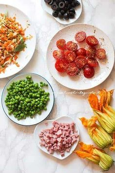 Antipasto, Prosciutto, Couscous, Dinner Recipes, Food And Drink, Pizza, Cooking Recipes, Olive, Tasty