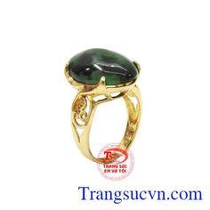 Nhẫn Nữ Vàng Jadeite - Nhẫn Nữ Đá Quý - TRANG SỨC VÀNG - Công Ty Trang Sức Em Và Tôi -Trangsucvn.com Vietnam Costume, Gemstone Rings, Costumes, Gemstones, Jewelry, Jewlery, Dress Up Clothes, Gems, Jewerly