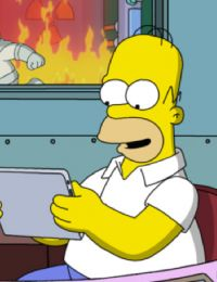 iOS Review- The Simpsons: Tapped Out