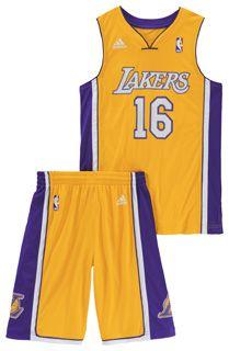 Conjunto Adidas Lakers desde $82.83 (64,35€) -11%