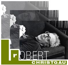Robert Christgau - He's the man!