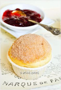 Nie potrafisz wykonać domowych pączków? Boisz się, że stracisz czas i pączki nie udadzą się? Ten przepis na muffinki… Polish Desserts, Polish Recipes, Sweet Recipes, Cake Recipes, Dessert Recipes, Desserts With Biscuits, Sweets Cake, My Dessert, Baked Goods