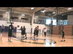 Coaches Corner Coach Rodney Perry Skill's Clinic on Ball Passing Drills