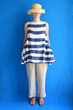 Daniela Gregis striped shirt