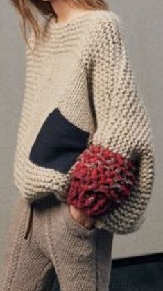 34 Knitwear Fashion You Will Want To Keep stricken&; 34 Knitwear Fashion You Will Want To Keep stricken&; Retha Paucek stricken special 34 Knitwear Fashion You Will […] Sweater knitting Socks Outfit, Oversize Pullover, Diy Pullover, Oversized Sweaters, Diy Mode, Knitwear Fashion, Sweater Fashion, Knit Fashion, Pulls