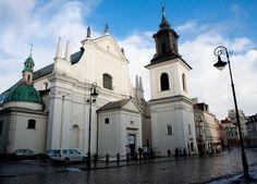 Klasztor dominikanów i kościół św. Jacka. #warszawa #dominikanie #klasztor #kościół