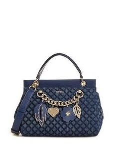 Stassie Top Handle Tote | shop.GUESS.com