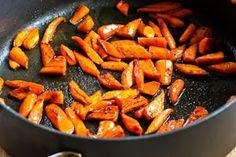 Recipe for Maple-Glazed Roasted Carrots | Kalyn's Kitchen®