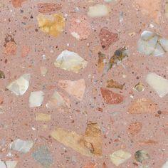 terrazzo colours tiles