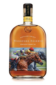 Woodford Reserve Releases 2016 Kentucky Derby Bottle