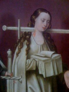 Sister Teresa was slightly taken aback when the Mother Superior decided that a sword through the neck was not sufficient cause for missing mass.