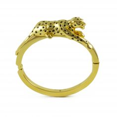 Bill Skinner Leopard Bangle