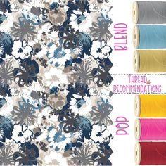 Brushed Bloom Personalization Recommendations Thirty-One Fall 2017 #TOTEallyAddicted www.TOTEallyAddic... #ThirtyOne #ThirtyOnePersonalization #ThirtyOneFall2017 #BrushedBloom