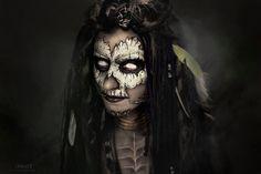 Ghriest · Halloween Makeup SFX