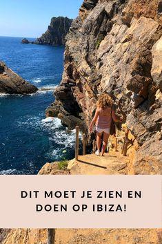 Ibiza Travel, Ibiza Trip, San Antonio Ibiza, Weekender, Ibiza Fashion, Travel Guides, Places To See, Beautiful Places, Road Trip