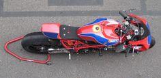Radical Ducati S.L.: enero 2012