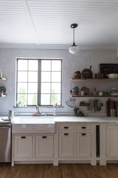 Beth Kirby of Local Milk kitchen by Jersey Ice Cream Co., photograph by Beth Kirby | Remodelista