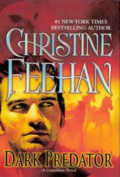 Christine Feehan Dark Series - got to remember to check this out in Sept.