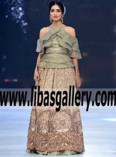 Magnificent Bridal Lehenga with Classic and Marvelous Embellishments for Wedding and Special Occasions -Its all in the detail.Do you love the colours in this beautifully embroidered bridal lehenga? Shop Fabulous Fashion Online www.libasgallery.com #UK #USA #Canada #Australia #France #Germany #SaudiArabia #Bahrain #Kuwait #Norway #Sweden #NewZealand #Austria #Switzerland #Denmark #Ireland #Mauritius #Netherland #latest 💕 #newcollection #luxuryfashion #luxurylife #asianbridal #Dress…