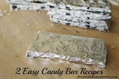 2 Easy Candy Bar Recipes: Cookies and Cream and Krackle | Premeditated Leftovers