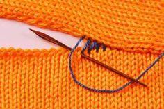 Как сшить вязаные детали иглой или крючком: 2 классных способа… – БУДЬ В ТЕМЕ