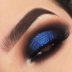 50 Best Makeup Ideas For Your Prom Night Prom Make-up-Ideen; natürliches Make-up; Augen Make-up Idee Dramatic Eye Makeup, Eye Makeup Steps, Blue Eye Makeup, Smokey Eye Makeup, Eyeshadow Makeup, Makeup Brushes, Pink Eyeshadow, Makeup Remover, Eyeshadow Palette