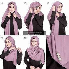 50391064 with square hijab hijab fashion Square hijab tutorial hijab tutorial - Hijab Tutorial Hijab Segitiga, Square Hijab Tutorial, Pashmina Hijab Tutorial, Scarf Tutorial, Tutorial Hijab Modern, Modern Hijab Fashion, Hijab Fashion Inspiration, Muslim Fashion, Red Fashion