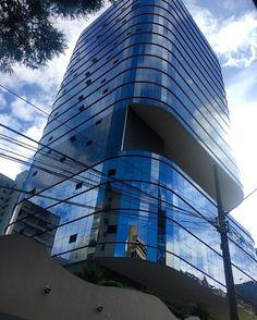 Minha inspiração na arquitetura brasileira - meu ex-chefe Ruy Othake #camilakleinarquiteta #ruyohtake #arquitetura #building