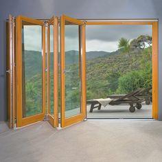 Design#5001725: Parallel-schiebe-kipp-tür aus holz-alu - profil idealu trendline .... Balkonturen Modelle Terrasse Veranda