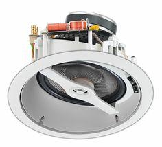 "Ceiling Speaker 8"" MK Angled LCR Kevlar Woofer MK870 Dolby Atmos® Ready"