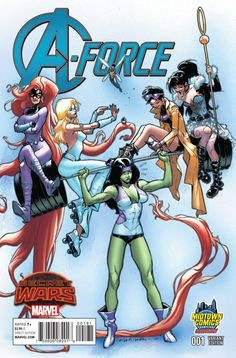 A-Force 1 review spoilers 8