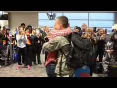 This Emotional Military Homecoming Turned Into A Surprise Airport Proposal