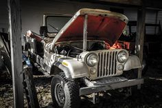 Tips For Rebuilding An Old Jeep, Or Building One From Scratch | The Fun Times Guide to Jeeping