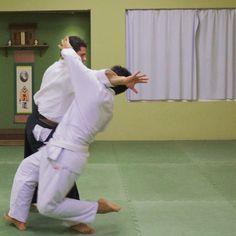 Tenchi nage waza. Aikido kihon. Basics